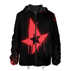 Мужская куртка 3D 'cs:go - Astralis (Black collection)'