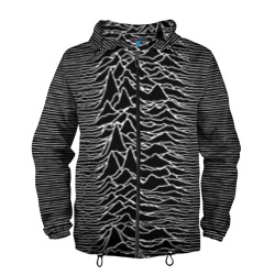 Мужская ветровка 3D 'Joy Division. Unknown Pleasures'