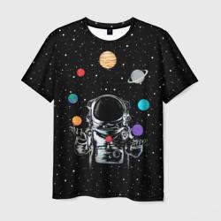 c585de27a9d Купить футболку космос