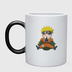 Naruto Uzumaki winter