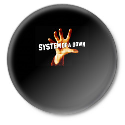 Значок 'System of a down'