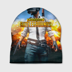 Шапка 3D 'Playerunknown`s battlegrounds 1'