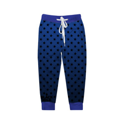 Black Milk Blue Stars