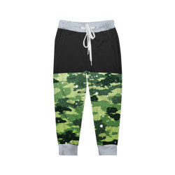 Black Milk Camo Black Snow