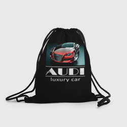 AUDI luxury car