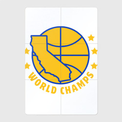 Golden State - World Champs