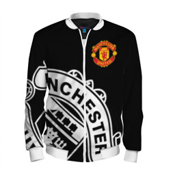 Мужской бомбер 3D 'Manchester United - Collections 2017 / 2018'