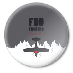 Самолет Foo Fighters