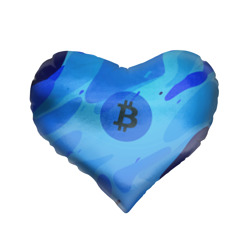 Blue Sea Camo Bitcoin