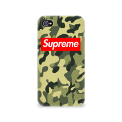 Чехол для Apple iPhone 4/4S 3D 'Supreme military II'