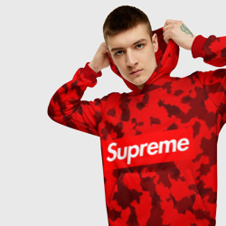 'Supreme Red military'