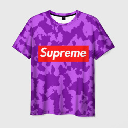 фото Supreme Purple military