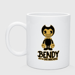 Кружка 'Bendy and the ink machine (12)'