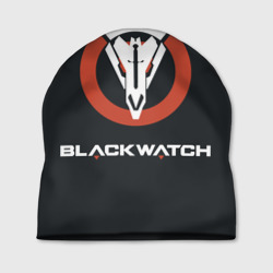 Шапка 3D 'Blackwatch'