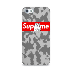 Чехол для Apple iPhone 5/5S 3D Supreme Ripndip #1