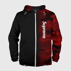 Купить Supreme Military Black Red