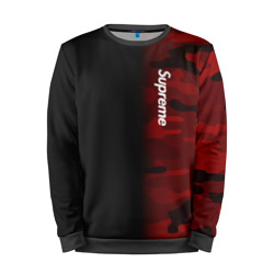 фото Supreme Military Black Red