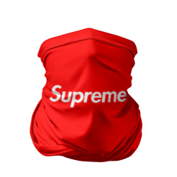 Бандана-труба 3D 'Supreme Brand color'