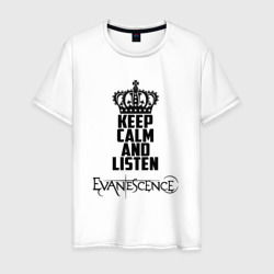 Keep calm, listen Evanescence