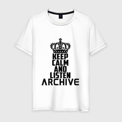 Keep calm and listen Archive