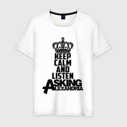 Keep calm and listen AA