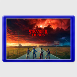 Магнит 45*70 'Stranger Things'