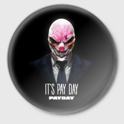 Значок 'It's Pay Day'