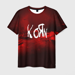 'KORN(MUSIC ABSTRACT SYLE)'