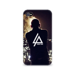 Чехол для Apple iPhone 4/4S 3D Linkin Park