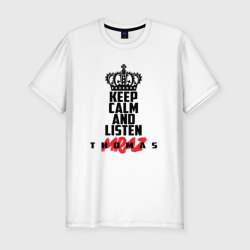 Keep calm and listen T.Mraz