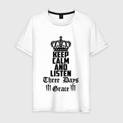Keep calm and listen TDG
