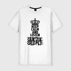 Keep calm and listen Suicide Silence