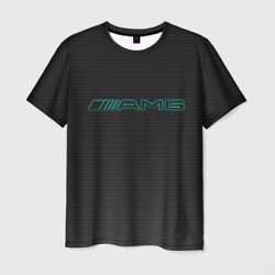 AMG Turquoise-Carbon