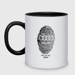 Audi it's in my DNA