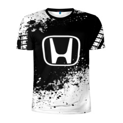 Honda abstract sport