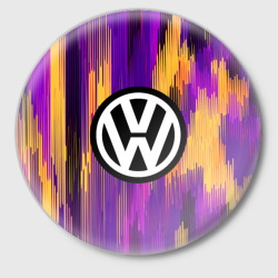 Volkswagen abstract sport 2018