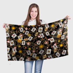Cards, suns, chains
