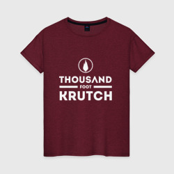 Thousand Foot Krutch logo