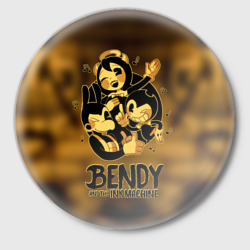 Значок 'Bendy and the ink machine (32)'