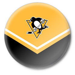 Значок 'Pittsburgh Penguins (Форма 1)'