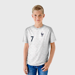 Griezmann away WC 2018