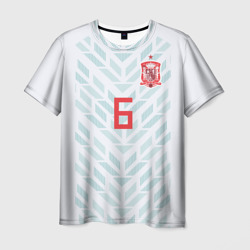 Iniesta away WC 2018