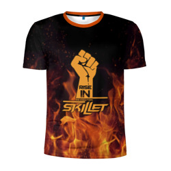 фото Rise in revolution - Skillet
