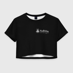 Yorha Unit 2 Type E shirt 3