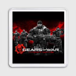 Gears of War_  red