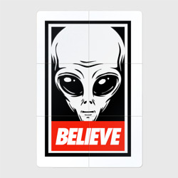 I want To Believe UFO - Obey