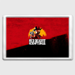 Магнит 45*70 Red Dead Redemption 2