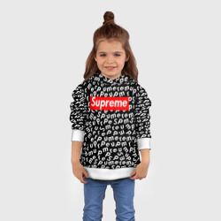 фото SUPREME PATTERN BLACK