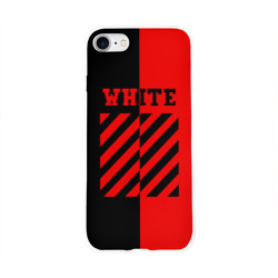 OFF WHITE RED & BLACK