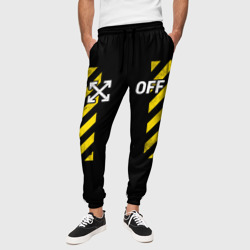 OFF White Yellow Grunge
